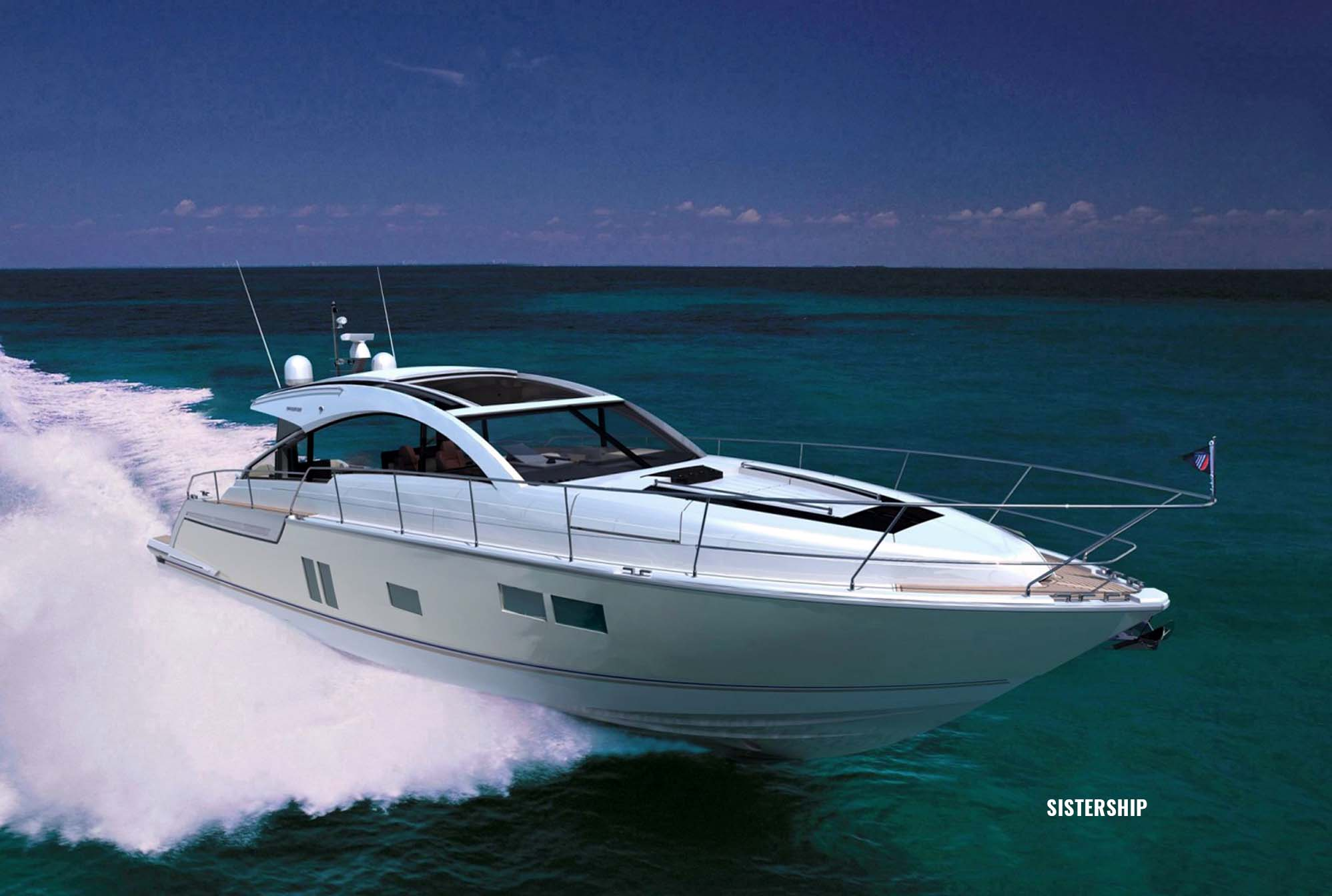Fairline 62 yacht charter