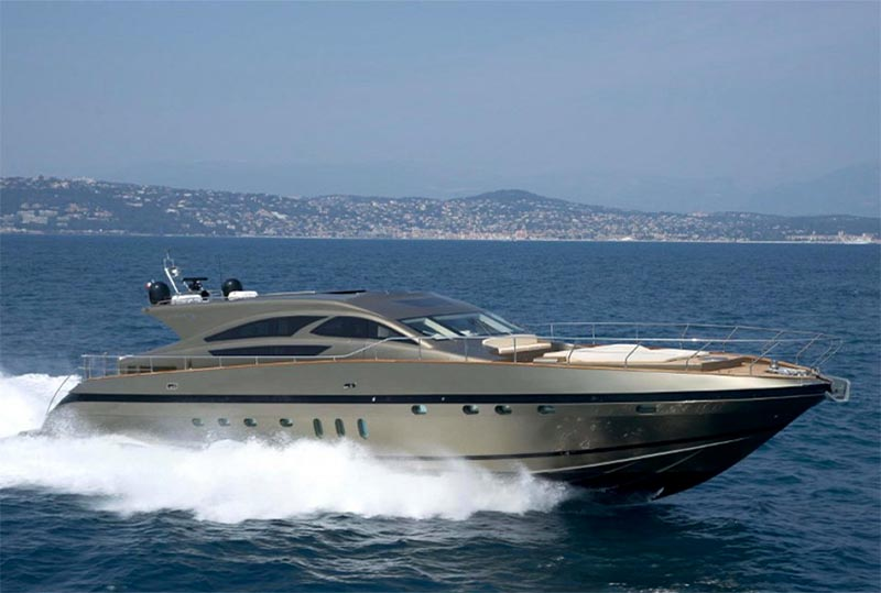 Jaguar80 Yacht Rental Miss