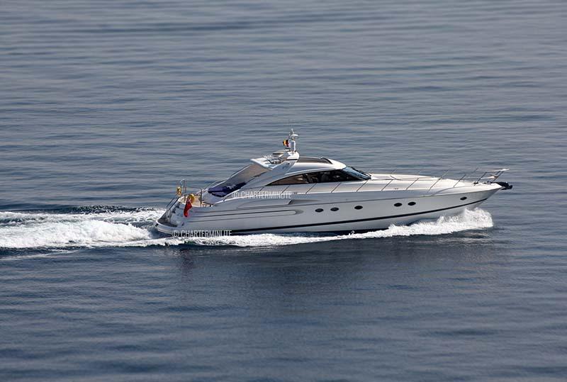 Princess V65 yacht charter