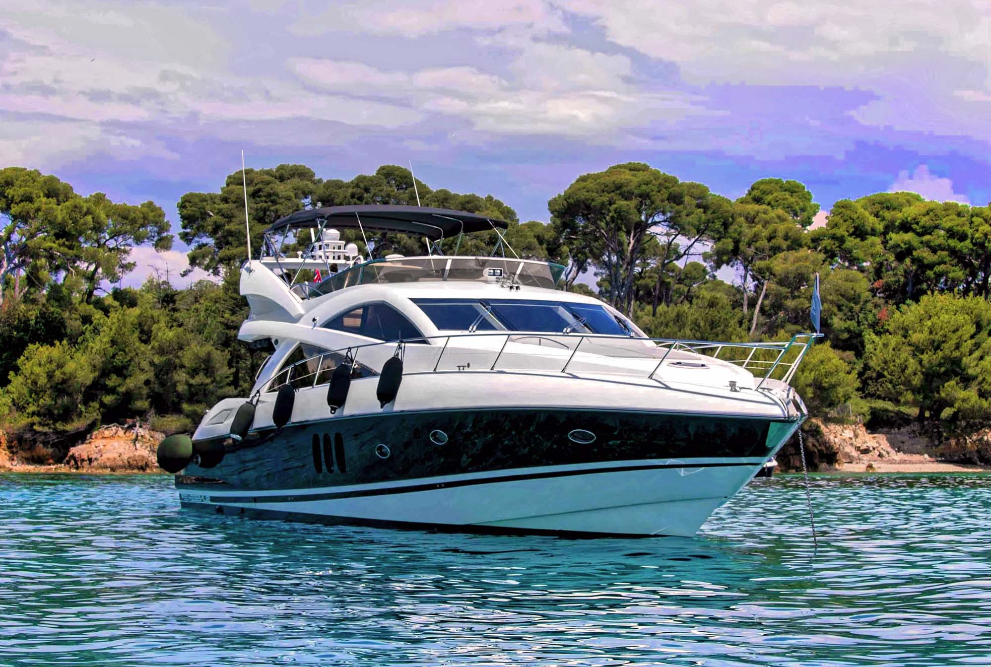 Charter Sunseeker Manhattan 66